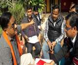 विधायक सख्त हुए तो बैकफुट पर आई निर्माण एजेंसी, निकाली जाएगी गलत तरीके से डाली गई पाइप लाइन Gorakhpur News
