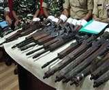 10 साल में हथियार लूट व अवैध फैक्ट्रियाें की केंद्र ने मांगी रिपोर्ट Ranchi News