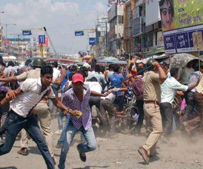 बंगाल में वोट डालने से रोकने को बनाया जाता है हिंसा का माहौल