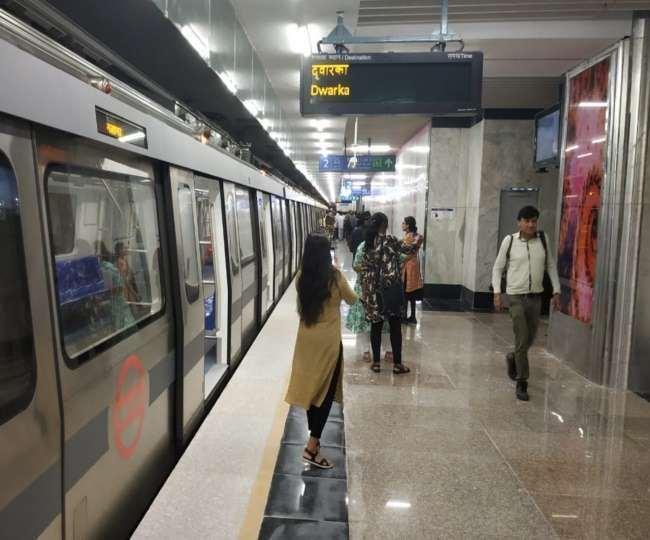 सर्वे का मकसद यात्रियों से मिले सुझावों से मेट्रो सेवा में बढ़ोतरी और सुधार किया जा सके।