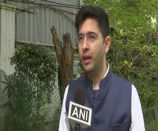 आम आदमी पार्टी के प्रवक्ता और दिल्ली से विधायक राघव चड्ढा