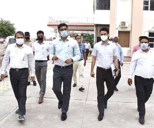 बढ़ रही कोरोना वायरस की रफ्तार, आठ और पॉजिटिव, हरियाणा के टॉप संक्रमित शहरों में शामिल