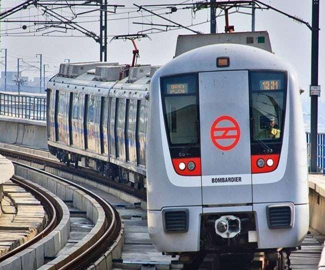 Delhi Metro Lockdown News: 400 दिन के दौरान 6 महीने से अधिक समय तक बंद रही दिल्ली मेट्रो