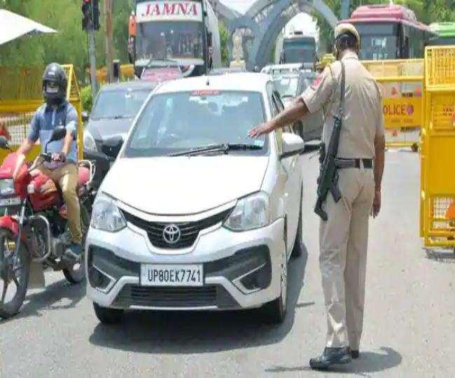 नई गाइडलाइन दिल्ली की सड़कों पर स्पीड लिमिट के बारे में है।