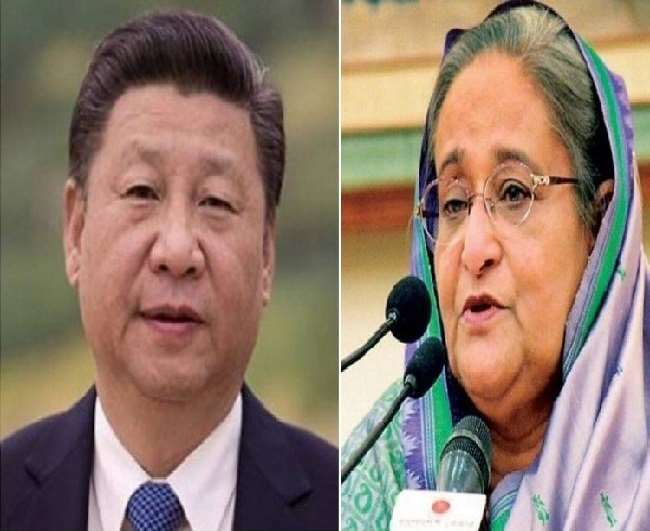 चीन ने आखिर बांग्लादेश को क्यों हड़काया, दक्षिण एशिया में क्या है बीजिंग की दिलचस्पी। फाइल फोटो।
