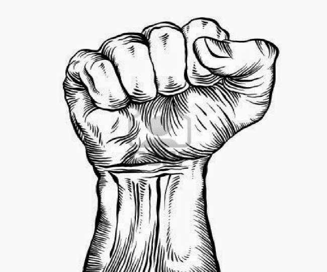 रेलवे मजदूर यूनियन का प्रदर्शन का नायाब तरीका, अब ऐसे होगा विरोध Gorakhpur News