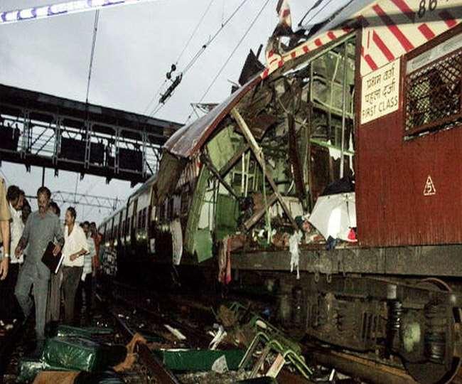 मुंबई लोकल के धमाकों से देश की आर्थिक राजधानी दहल उठी थी।