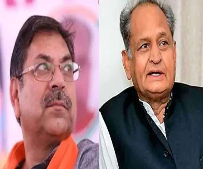 भाजपा नेता दलितों व महिलाओं के खिलाफ अत्याचार को लेकर गहलोत सरकार पर साध रहे निशाना। फाइल फोटो