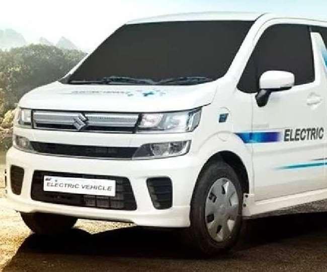 WagonR EV के इंटीरियर को मौजूद मॉडल के समान ही रखा जाएगा।