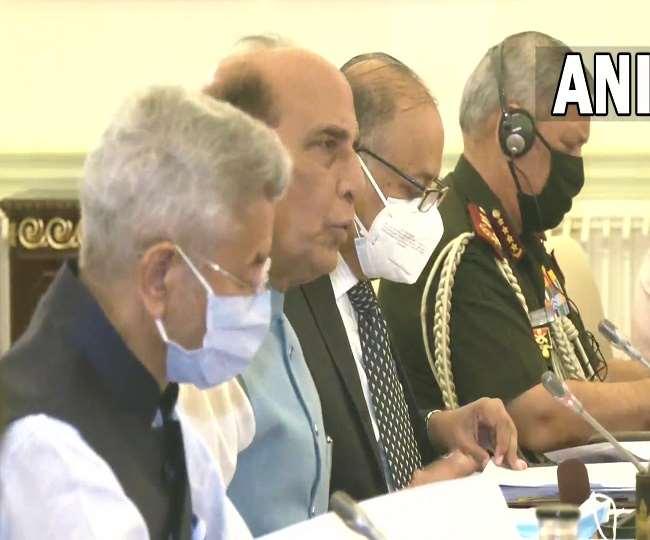 भारत और आस्ट्रेलिया के बीच 2+2 मंत्रिस्तरीय वार्ता जारी