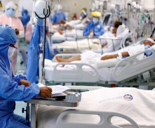 केरल में नए मामलों में कमी नहीं आ रही है बल्कि संक्रमित बढ़ते ही जा रहे हैं।