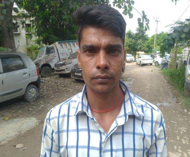 वाहन गायब होने के बाद पीड़ित ने पुलिस से की शिकायत।
