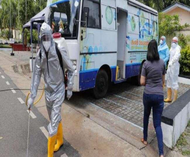 कोविड-19 प्रसार को रोकने के लिए श्रीलंका ने देशव्यापी कर्फ्यू 21 सितंबर तक बढ़ाया
