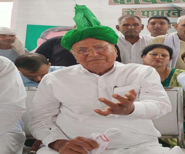 पूर्व मुख्यमंत्री चौ. ओमप्रकाश चौटाला ने कहा कि तीसरा मोर्चा तो निश्चित तौर पर बनकर ही रहेगा।