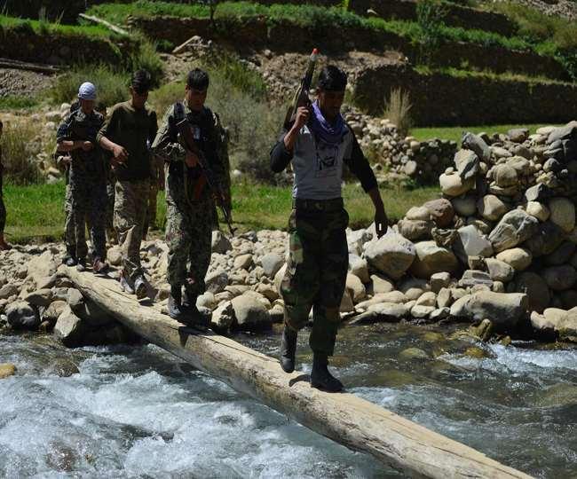 पंजशीर में तालिबान का कब्जा होने के पांच दिन बाद भी स्थिति सामान्य नहीं।