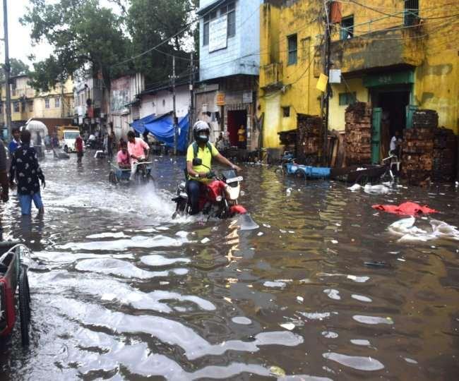 दिल्ली में मानसून की बारिश ने तोड़ा 46 साल का रिकार्ड