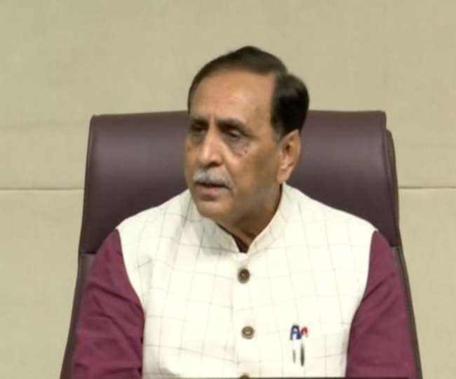 Gujarat Chief Minister Vijay Rupani Resign: Know about Vijay Rupani Biography, age, political career, &the new expected CM
