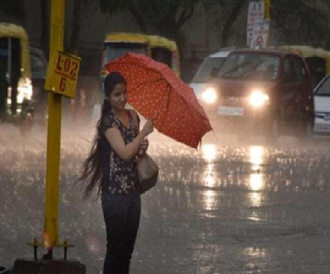 Weather Update: राजस्थान में भारी बारिश की चेतावनी, यूपी-बिहार में गरजेंगे बादल, यहां पढ़ें- देश के ताजा मौसम का हाल