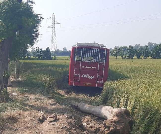 श्री मुक्तसर साहिब में भीषण सड़क हादसा, बाइक सवार तीन लोगों की मौत