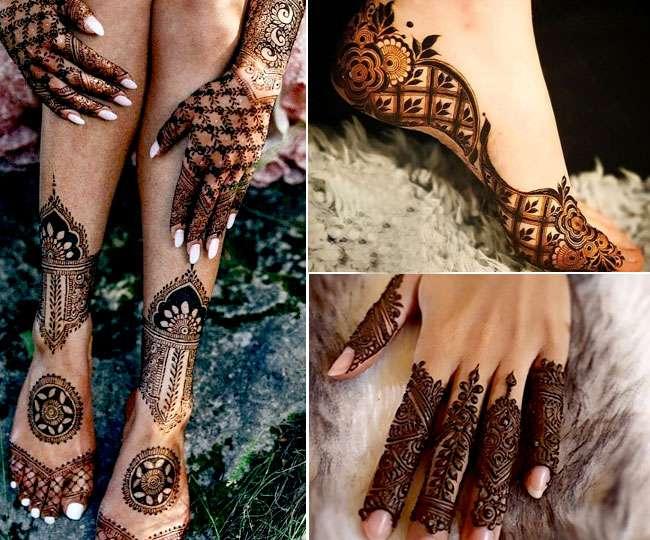 Karwa Chauth Ki Mehndi Try These 10 Beautiful Mehndi Designs