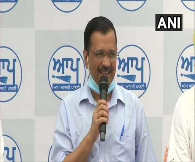 आम आदमी पार्टी के राष्ट्रीय संयोजक और दिल्ली के मुख्यमंत्री अरविंद केजरीवाल