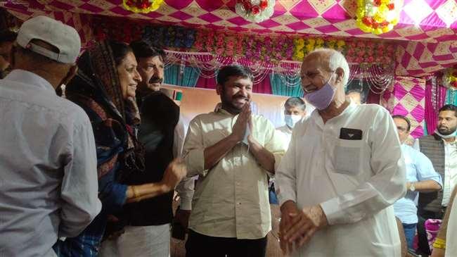 कन्हैया कुमार ने कहा कि लोग केंद्र सरकार की नीतियों से तंग है ।