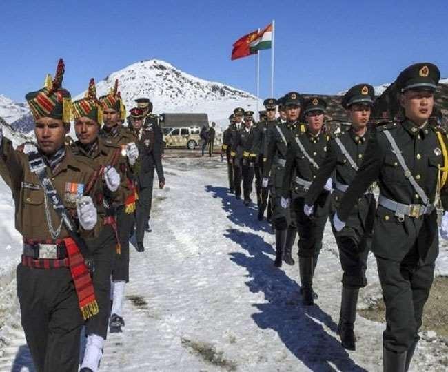 भारत और चीन के बीच हुई तेहरवीं कोर कमांडर स्तर की बैठक।(फोटो: प्रतीकात्मक)