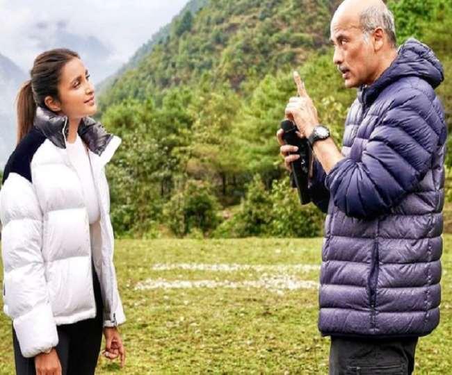 Parineeti Chopra will be seen in Suzar Barjatya film 'Uunchai'. photo source @parineetichopra instagram.