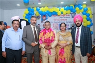 लायन परिवार में शामिल हुए 13 सदस्यों को सौंपी जिम्मेदारी