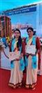 दीक्षा समारोह में कौशांबी की दो छात्राओं को मिला कांस्य पदक