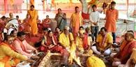 श्रीमद् भागवत कथा से सात पीढि़यों को मिलता मोक्ष