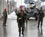 सुरक्षा बलों को बना रहे थे निशाना, विस्फोट में पांच आतंकवादी ढेर, तीन घायल
