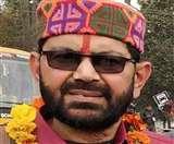 राज्य आंदोलनकारी एवं कांग्रेस नेता जेपी पांडे की सड़क हादसे में मौत