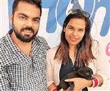 Home for Paws मुहिम को मिला लोगों का साथ, स्ट्रीट डॉग्स को लिया गोद Chandigarh News