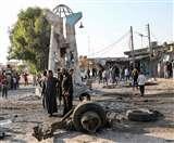 तुर्की के नियंत्रण वाले सीरियाई इलाके में हुआ कार में बम ब्लास्ट, 8 लोगों की मौत
