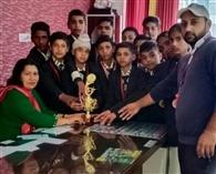 विद्यार्थियों ने खेल प्रतियोगिता में किया उत्कृष्ट प्रदर्शन