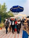 शांति विद्या मंदिर स्कूल में वार्षिक समारोह करवाया