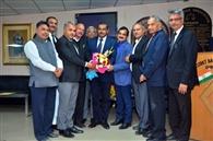 एडवोकेट आरएल शर्मा बने एलएलएए के अध्यक्ष