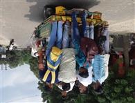 यहां लोगों की जान खतरे में डाल रहे डग्गामार