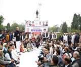 Video: नागरिकता संशोधन विधेयक के खिलाफ राजस्थान में कांग्रेस का प्रदर्शन