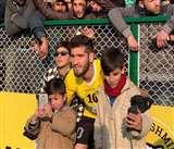 Real Kashmir Football Club: दानिश संग कदमताल करता नए कश्मीर का जवां ख्वाज