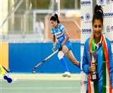 ऑस्ट्रेलिया में छाई हिसार की शर्मिला, हॉकी मैच में तीन गोल कर भारत को दिलाई जीत