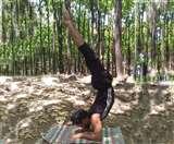 फिट रहने और तनाव से छुटकारा पाने के लिए दून में बढ़ा योग का क्रेज