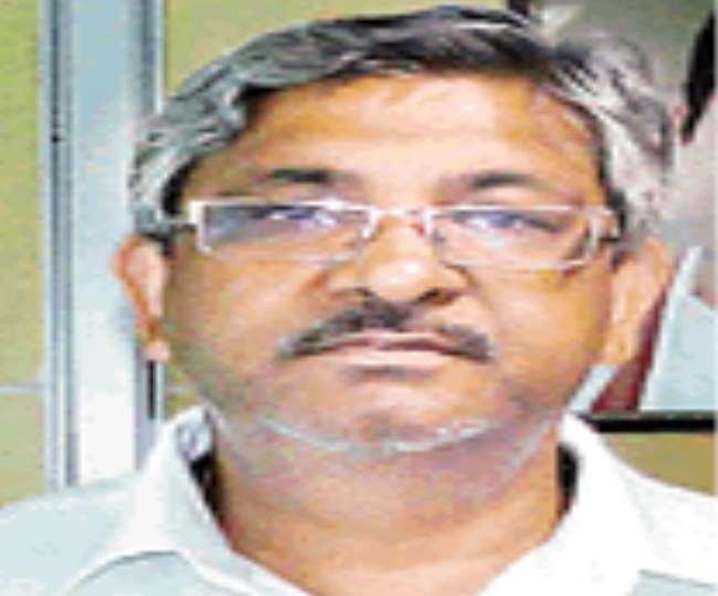कांग्रेस दल के नेता मुकेश गोयल की फाइल फोटो