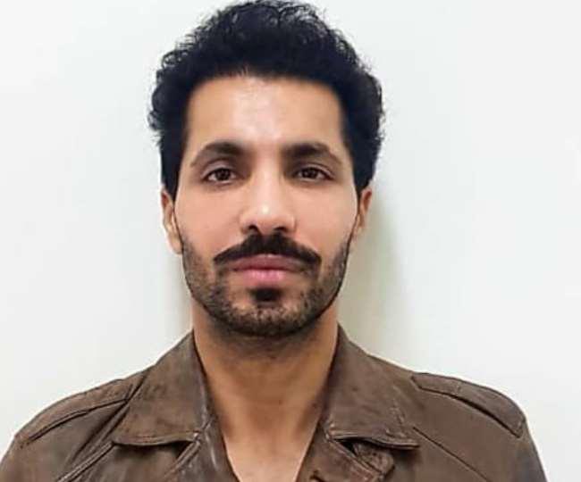 लाल किला उपद्रव मामले में गिरफ्तार पंजाबी अभिनेता दीप सिद्धू।