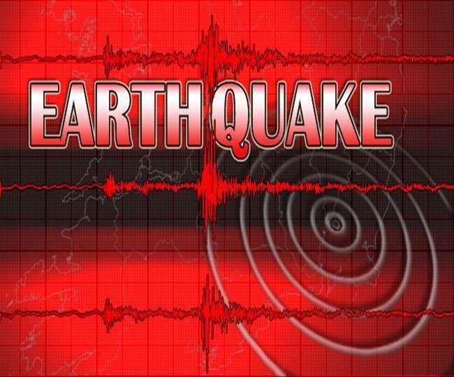 Earthquake in Rajasthan: बीकानेर में महसूस हुए झटके, 4.3 की रही तीव्रता