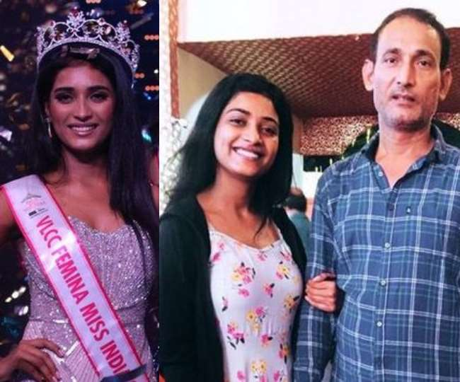 Vlcc Femina Miss India 2020 Know About Runner Up Manya Singh Stragule Story She Is Daughter Of Auto Rickshaw Drive