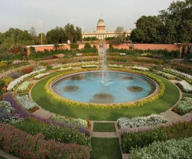 Mughal Garden: Its Opening Date 2021, Features, Ticket Price, Nearest Metro Station & Booking Process