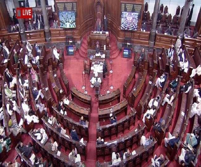 संसद का बजट सत्र जारी है। ( फोटो- एएनआइ)