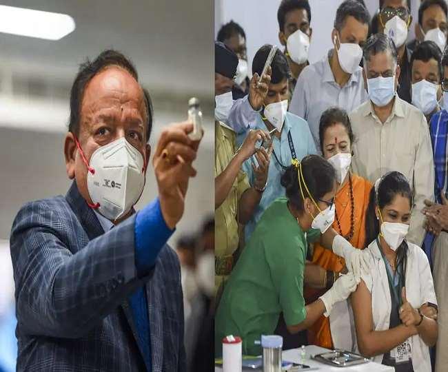 भारत में अब तक 70 लाख लोगों को टीके लग चुके हैं। (फाइल फोटो)